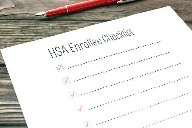 WEX Health guest blog Bill Stuart HSA Enrollee Checklist